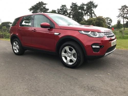 ***SOLD***Discovery Sport 2.0 HSE 2016***SOLD***